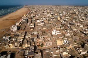 Photograph of Dakar