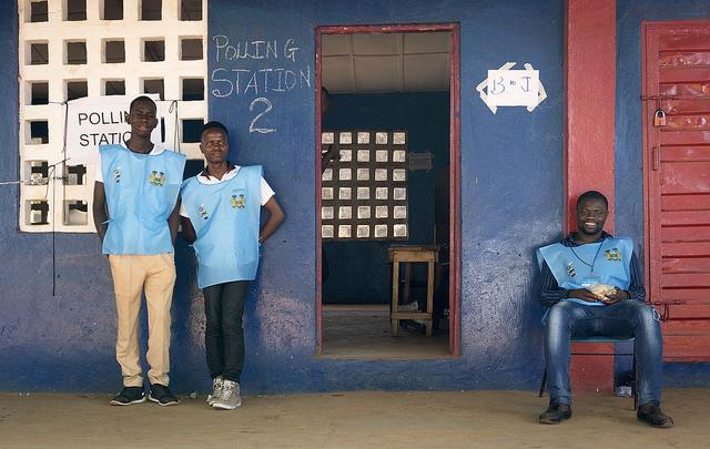 Elections in Sierra Leone